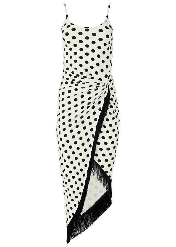 Alternate View Fringe Detail Dress