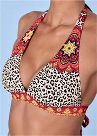 Alternate View Halter Bikini Top