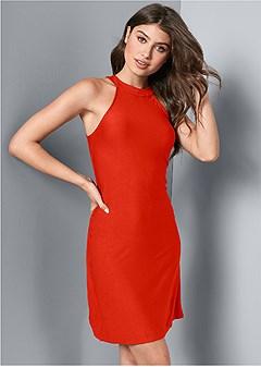 casual a-line dress