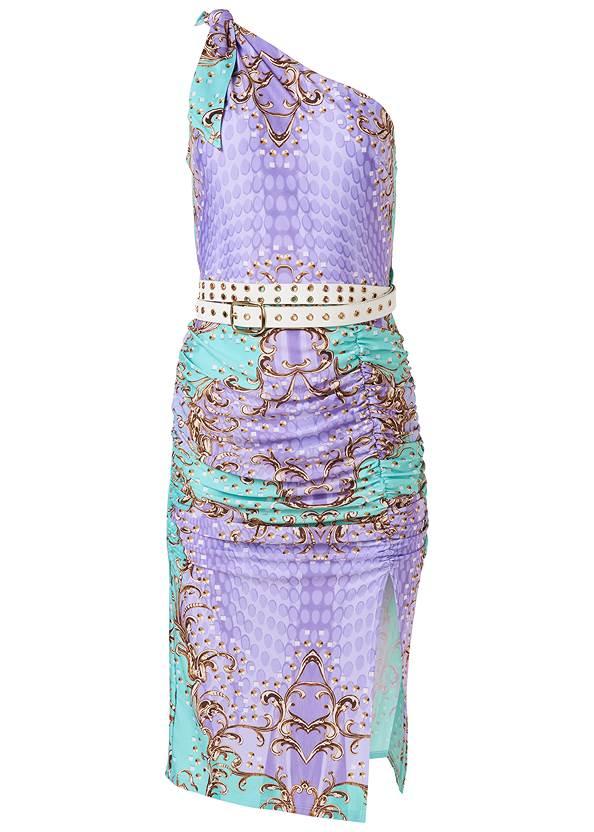 Alternate View Bow Detail Dress