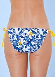 Alternate View String Side Bikini Bottom