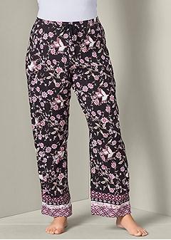 plus size sleep pant