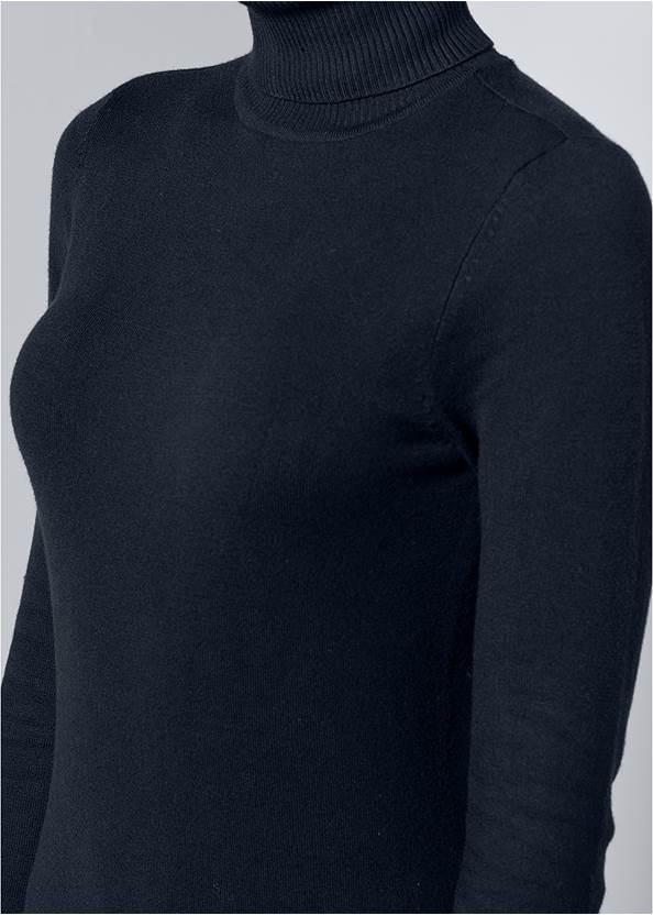 Alternate view Ruffle Hem Sweater Dress