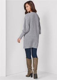 Alternate View Oversized Cardigan