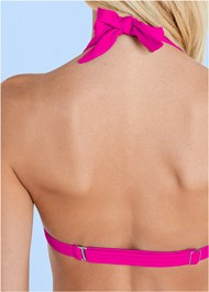 Alternate View Goddess Enhancer Push Up Halter Top