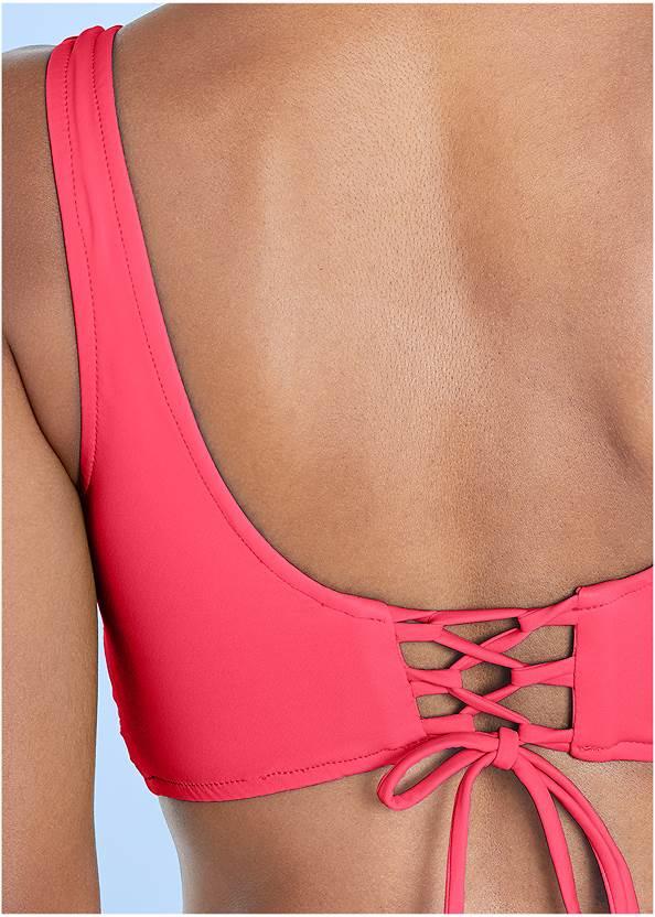 Alternate view Lovely Lift Wrap Bikini Top