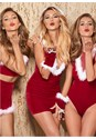 Alternate View Santa Baby Chemise