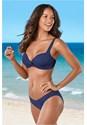 Front View Twist Enhancer Bikini Top