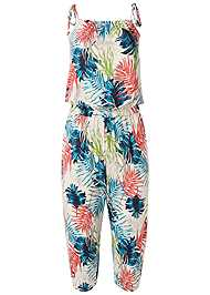 Alternate View Cropped Lounge Jumpsuit