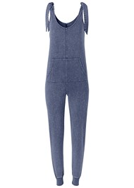 Alternate View Tie Shoulder Jumpsuit