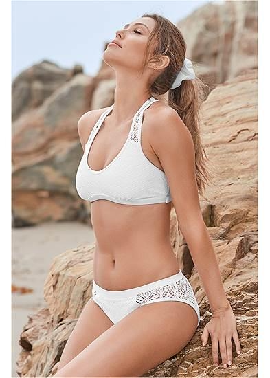 Crochet Sport Bikini Top