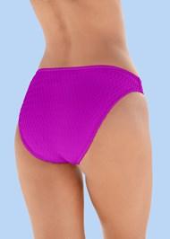 Alternate view Texture Scoop Bikini Bottom