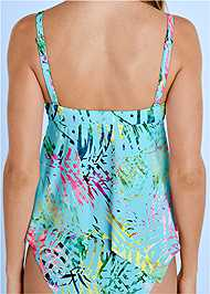 Alternate view Sharkbite Hem Tankini Top