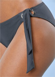 Alternate View Grommet Tie Side Bottom