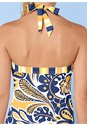 Alternate view Halter Tankini Top