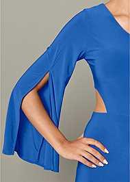 Alternate View One Shoulder Jumpsuit