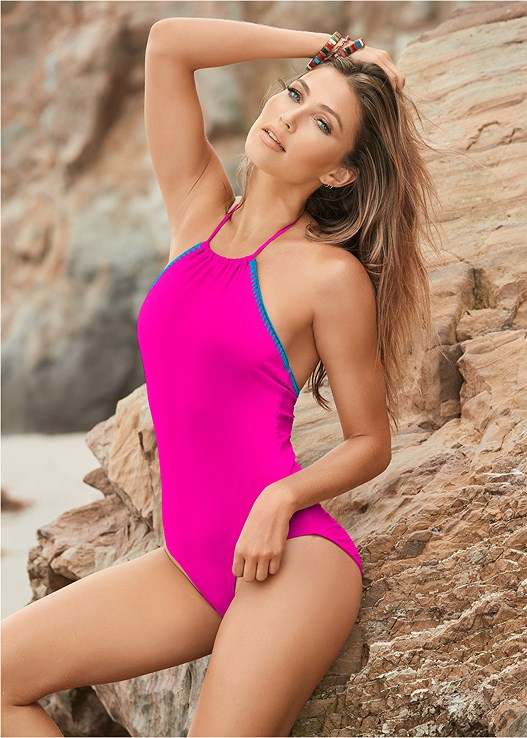 REVERSIBLE ONE-PIECE