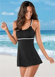 Alternate View Swim Dress
