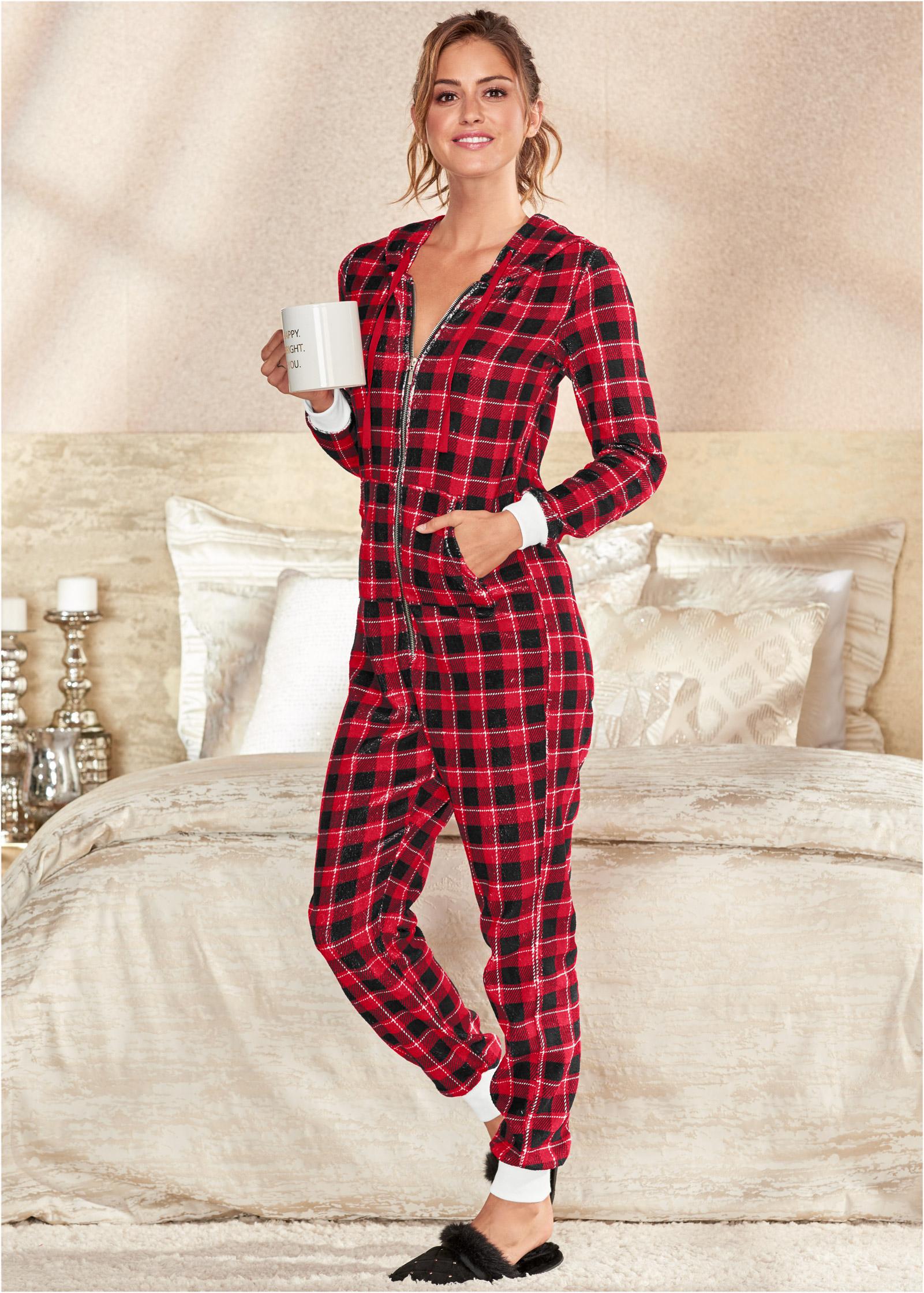 Sexy onesie pajamas for women