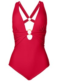 Alternate view Crisscross One-Piece