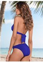 Back View Scoop Front Bikini Bottom