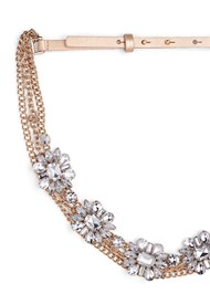 Alternate View Embellished Chain Belt