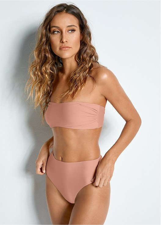 VERSATILITY BY VENUS™  REVERSIBLE BANDEAU TOP,VERSATILITY BY VENUS ™ REVERSIBLE RETRO BOTTOM,VERSATILITY BY VENUS ™ REVERSIBLE HIGH CUT BOTTOM,VERSATILITY BY VENUS ™ REVERSIBLE HIGH LEG BOTTOM,VERSATILITY BY VENUS™  REVERSIBLE CHEEKY BOTTOM,VERSATILITY BY VENUS ® REVERSIBLE RETRO BOTTOM