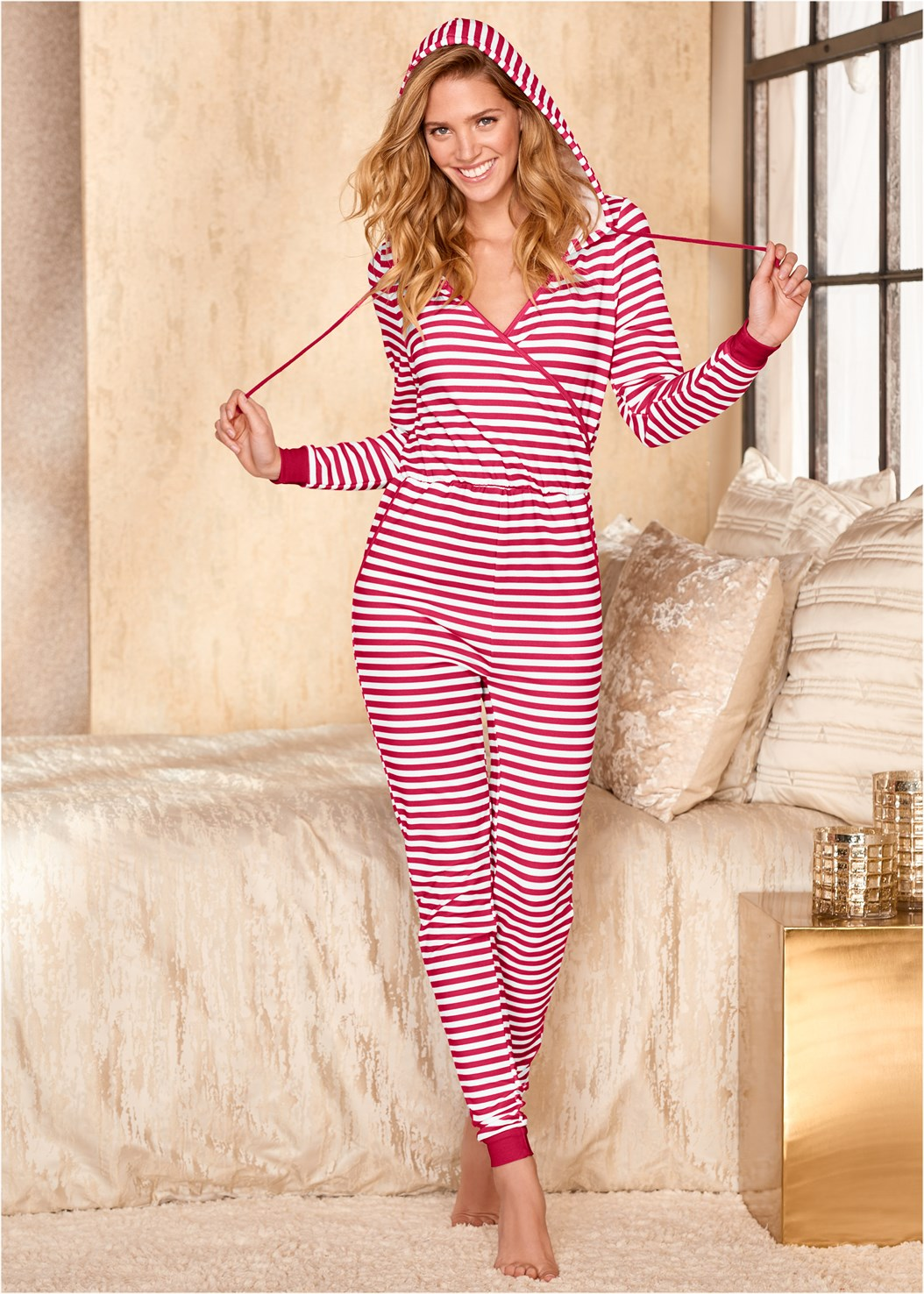 Striped Onesie