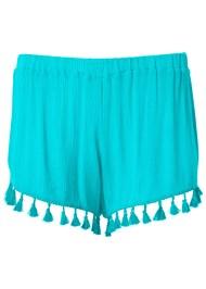 Alternate View Tassel Shorts Cover-Up