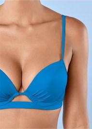 Alternate View Push Up Bikini Top