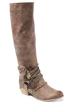 embellished western boots