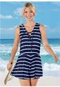 Front View Romper Cover-Up