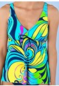 Alternate view Tie Front Tankini