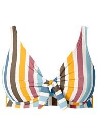 Alternate View Underwire Retro Bikini Top