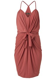 Alternate View Tie Detail Dress
