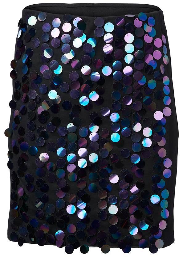Alternate View Paillette Sequin Skirt