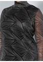Alternate View Glitter Detail Dress