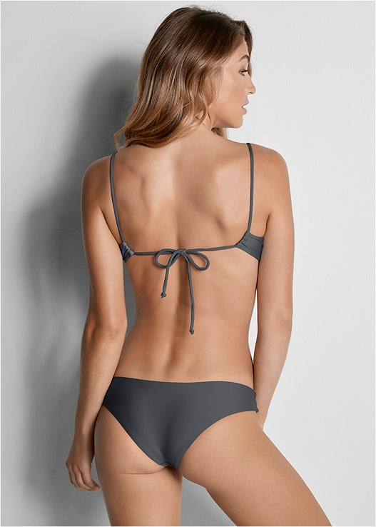 VERSATILITY BY VENUS™  REVERSIBLE CHEEKY BOTTOM,VERSATILITY BY VENUS ® REVERSIBLE KNOTTED TOP,VERSATILITY BY VENUS ™  REVERSIBLE SCOOP TOP,VERSATILITY BY VENUS ® REVERSIBLE BIKINI BRALETTE,VERSATILITY BY VENUS ™ REVERSIBLE KNOT TRIANGLE