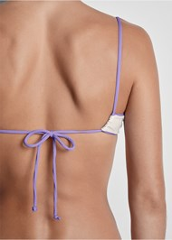 Alternate View Versatility By Venus ® Reversible Knotted Top