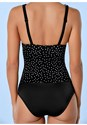 Alternate View Ruched One-Piece