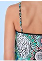 Alternate view Tie Side Blouson Tankini