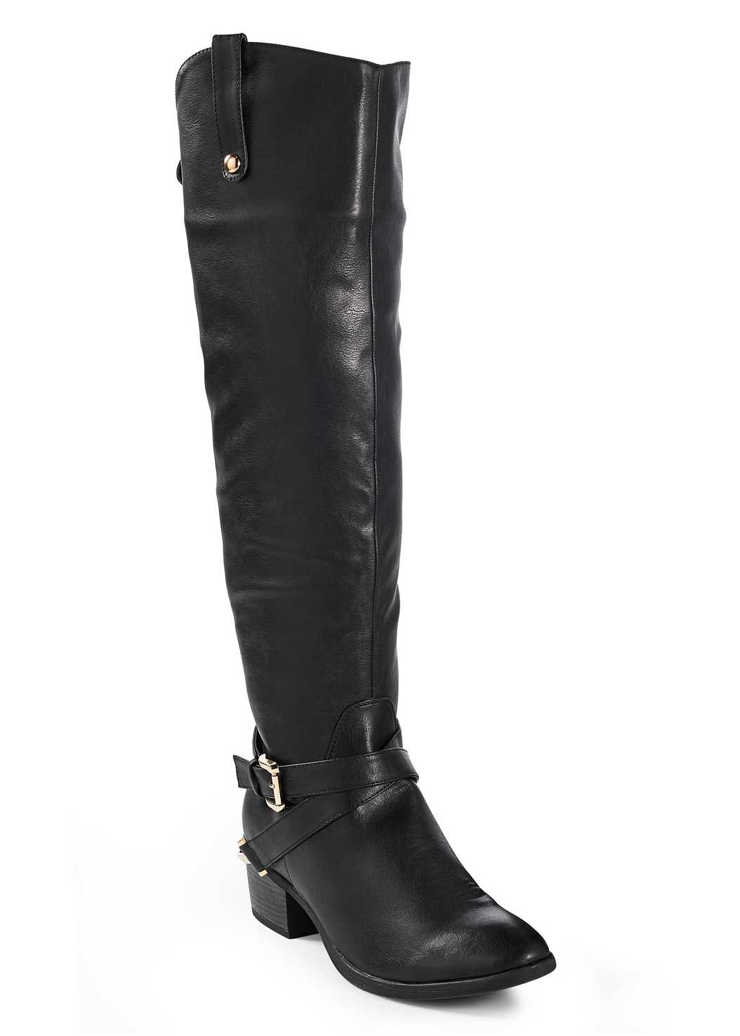 Buckle Riding Boots,Basic Cami Two Pack,Tab Button Detail Duster,Mid Rise Color Skinny Jeans