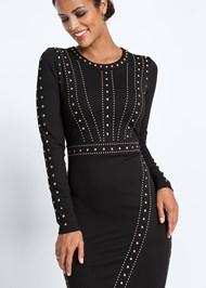 Alternate View Embellished Dress