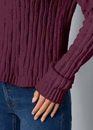 Alternate View Chenille Sweater