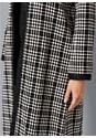 Alternate View Long Tweed Coat