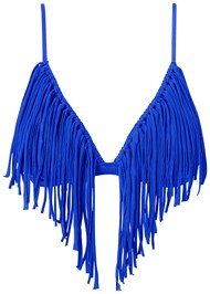 Alternate View Fringe Triangle Top