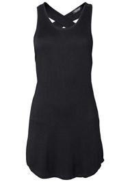 Alternate View Crisscross Cover-Up Dress