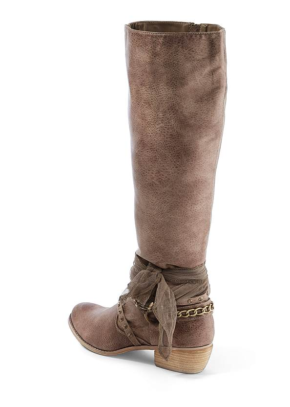 Alternate View Embellished Western Boots