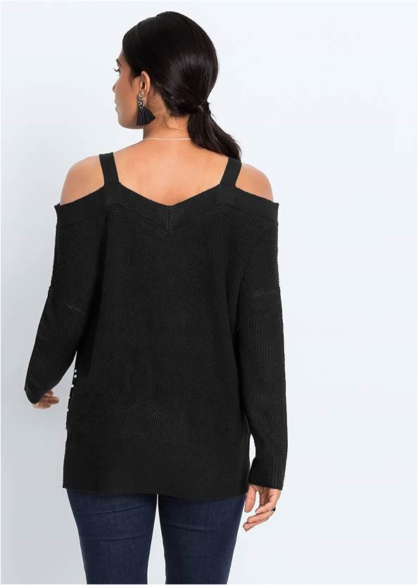 Alternate View Pearl Tunic Sweater