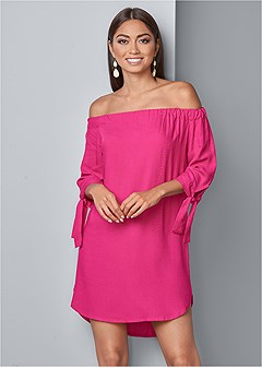 afb435627380 off the shoulder dress